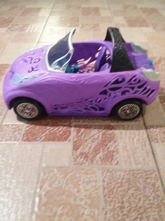 Carro Convertible Monster High