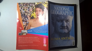 National Geographic Brasil - Roma Antiga + Pôster Incluso
