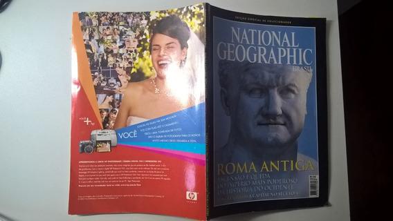 National Geographic Brasil - Roma Antiga + Pôster Incluso