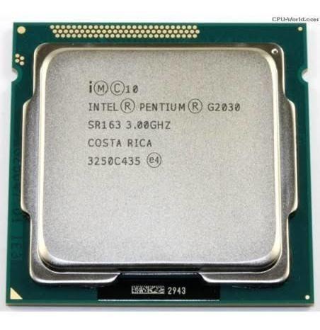 Processador Pentium G2030 Lga 1155 3ghz