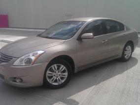 Nissan Altima Cvt 2.5 2012 En Excelente Estado