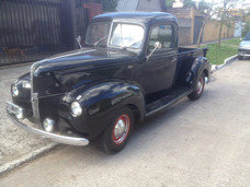 Ford 1940 Pick Up Excelente Estado (unica Oportunidad)