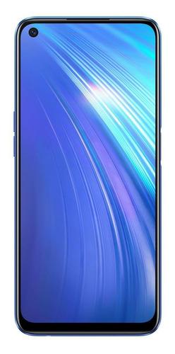 Realme 6 Dual SIM 64 GB azul cometa 4 GB RAM