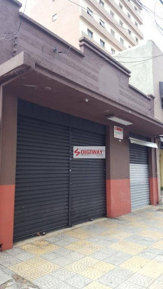 Casa Comercial Em Rua De Movimento, 100m Da Av. Lins De Vasconcelos !! 256m² A.ú !! - Ca0186
