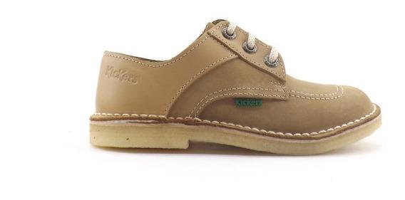 Zapatos Kickers Fray Mocho Clasicos Kazar Nene Nena 27-33