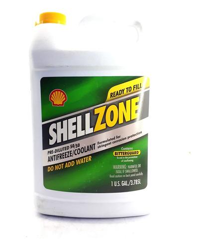 Refrigerante Shell Verde 50/50