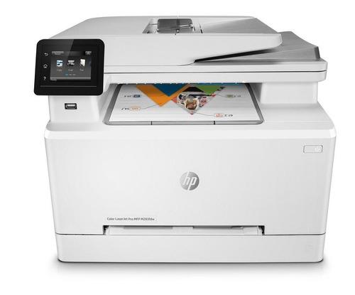Impresora Multifuncional Hp Color Laserjet Pro Mfp M283fdw B
