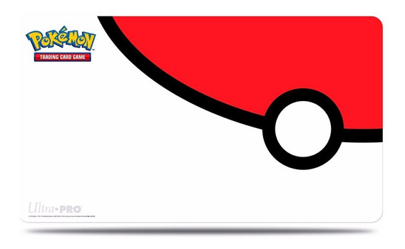 Ultrapro Pokeball Playmat Pokemon Trading Card Game Novidade