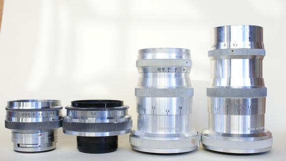 Lentes Carl Zeiss Para Camara Contax Y Leica Digital .