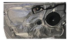 Manta Tratamento Acústica Isolamento Adesiva 2 Porta Carro