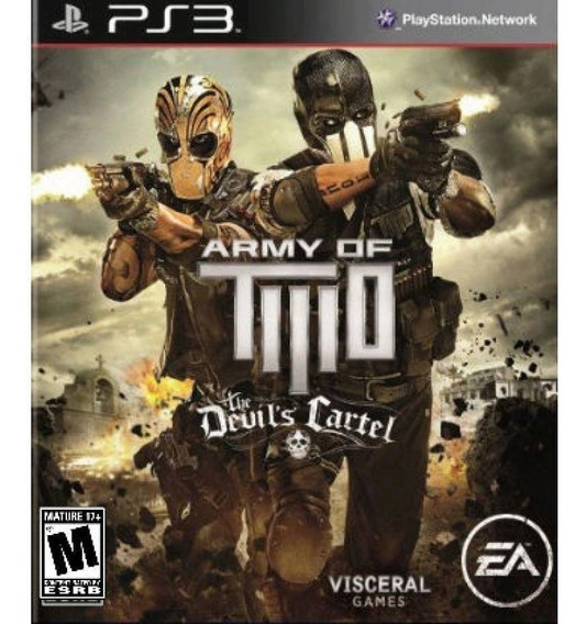 Army Of Two The Devils Cartel - Midia Digital
