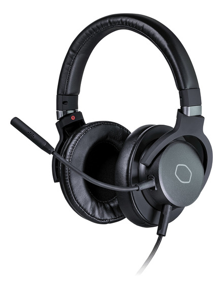 Fone De Ouvido Headset Gamer Cooler Master Microfone Mh752
