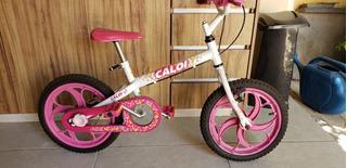 Bicicleta Caloi Ceci Infantil, Aro 16