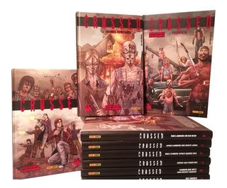 Comic Crossed - Panini España - Tapa Dura - Envío Gratis