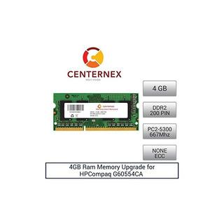 Memoria Ram De 4gb Para Hpcompaq G60554ca (ddr25300) Actuali