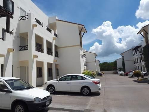 Se Renta Departamento 2 Hab Real Ibiza Playa Del Carmen P1252