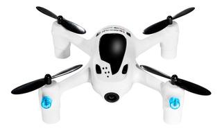 Drone Hubsan X4 H107D+ con cámara HD white