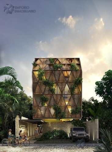 Penthouse Venta Madara Tulum $260,000 Usd Tongon E1