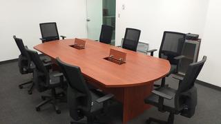 Mesa De Reuniones Para Oficina - Equipamiento para Oficinas ...