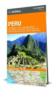 Guia Viaje De Dios Editores Peru Guia Mapa