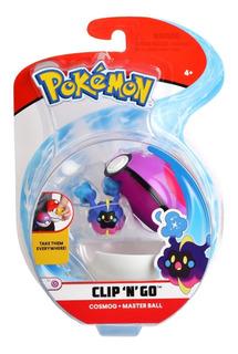 Pokemon Muñeco Mas Pokebola Original