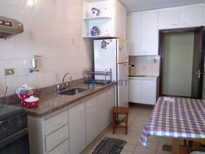 Apartamento Com 02 Dormitórios, 95 M² - Canto Do Forte - Praia Grande/sp - Ap6471