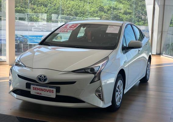 Prius 1.8 Automatico 2018 (491073)