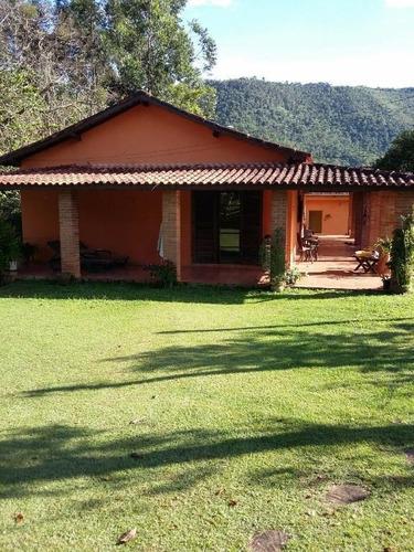 Chácara À Venda, Escriturada, Zona Rural, Monteiro Lobato. - 1168
