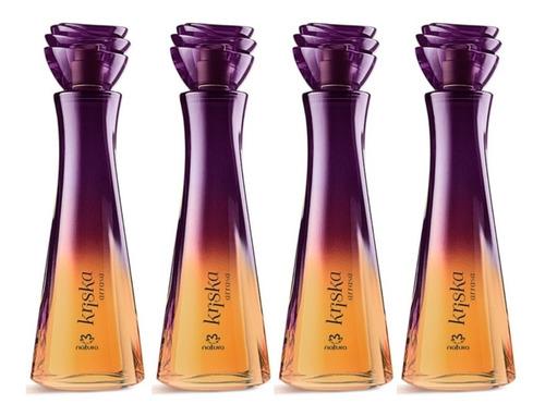Perfume Kriska Arrasa X4 Natura