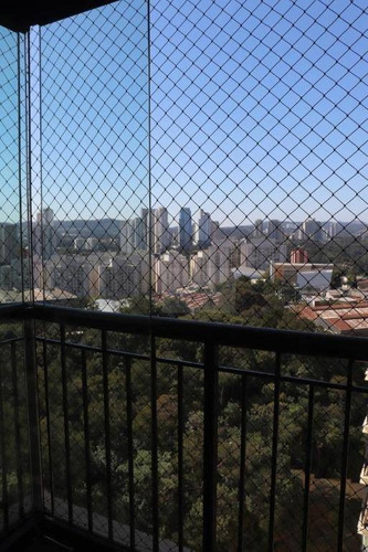 Apartamento À Venda, 68 M² Por R$ 460.000,00 - Jardim Tupanci - Barueri/sp - Ap1497