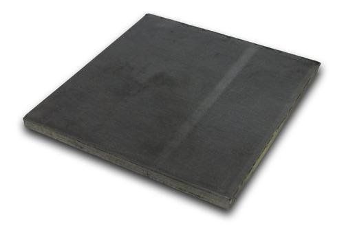 Imagen 1 de 3 de Placa Acero Carbón 3/16'' (50cm X 50cm)