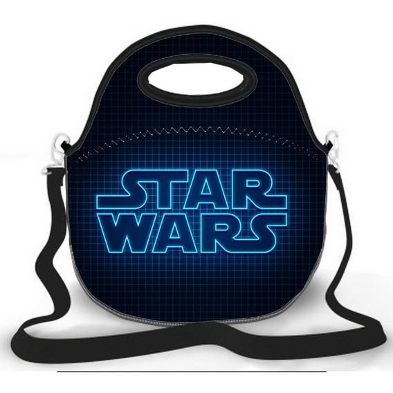 Bolsa Lancheira Personalizada Star Wars