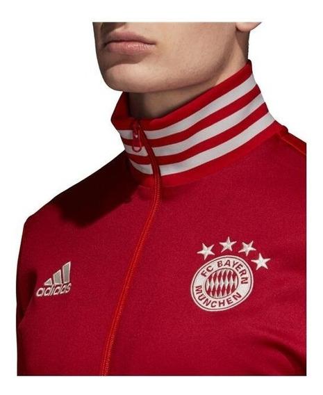 Chamarra adidas Bayern Munich Adulto Tres Franjas Original