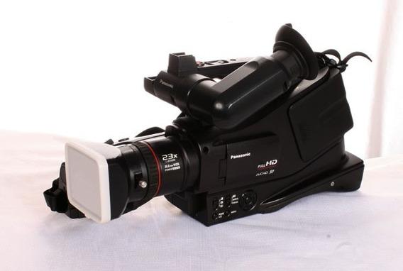 Filmadora Panasonic Ag Ac 7