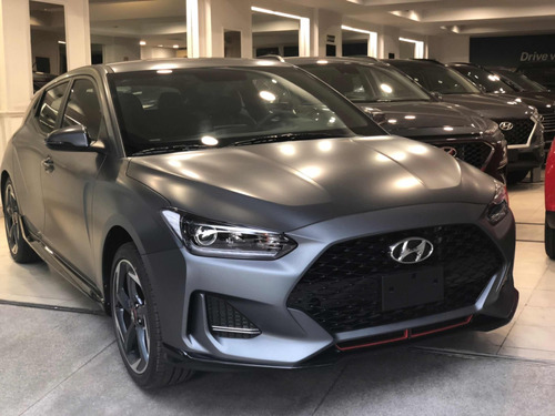 Hyundai Veloster Sport 1.6 Turbo. 204 Hp 0 Km 2019