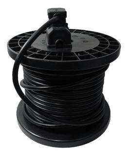 Extensão Elétrica Profissional 30 Metros Cabo Pp Fio 2x1,5mm