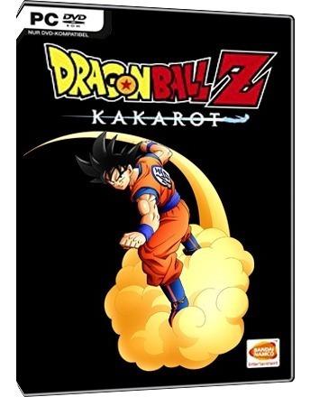 Dragon Ball Z Kakarot Ultimate Edition Pc Dvd - Frete 10 R$