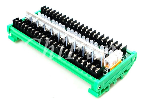 Placa Amplificadora Plc Clp Transistor Universal 20 Vias