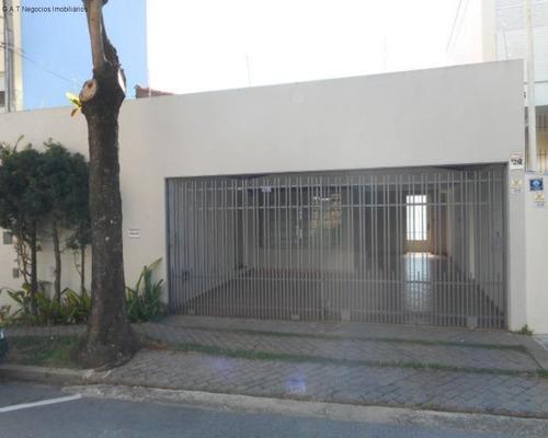 Imagem 1 de 20 de Casa À Venda No Centro - Sorocaba/sp - Ca10534 - 34791119