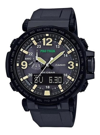 Reloj Casio Protrek Triple Sensor Prg-600y-1cr
