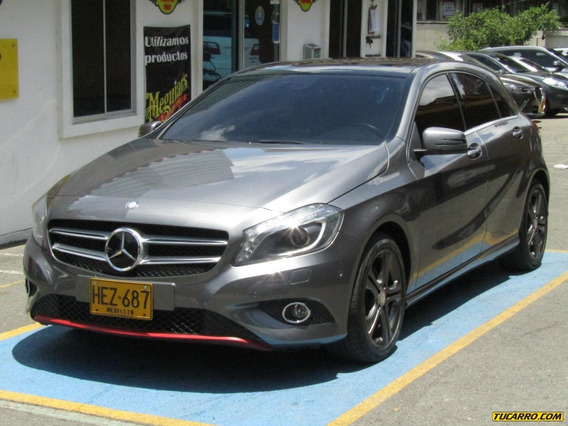 Mercedes Benz Clase A 200 At 1600 Turbo