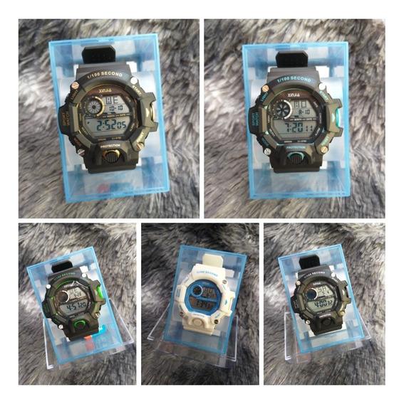 Relógio Digital - Masculino A Prova D