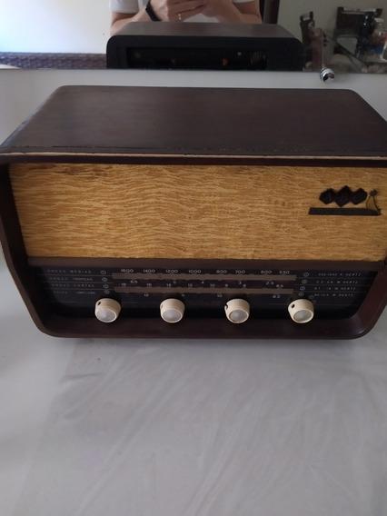 Rádio Abc Canarinho Voz De Ouro Muito Conservado