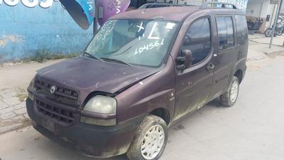 Fiat Doblo 1.6 16v 2002 (sucata Somente Peças)