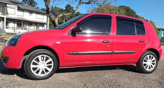 Renault Clio 1.0 16v Campus Hi-flex 5p 2010