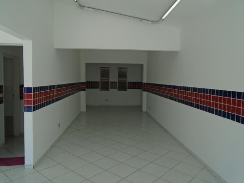 Salão Para Alugar, 80 M² Por R$ 2.400,00/mês - Centro - Americana/sp - Sl0123