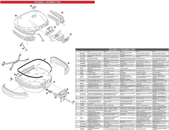 Llaves Plateadas V35 V46 E52 E55 B36 Trk33 Trk46 Rider-pro ®
