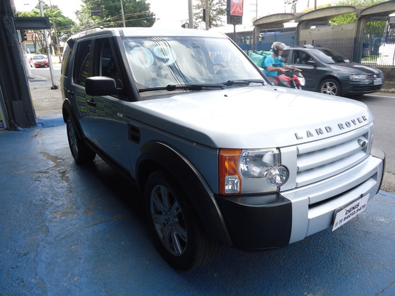 Land Rover Discovery 3 4.0 2009 Financio Estudo Trocas