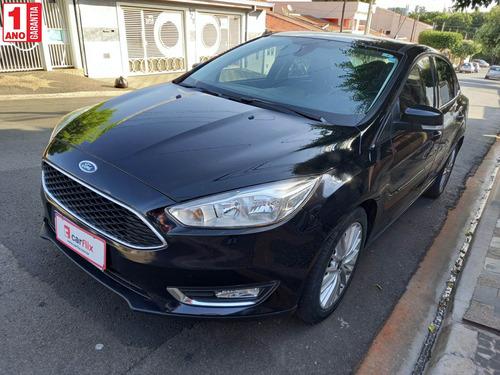 Ford Focus Fastback Se Plus 2.0 16v Powershift Flex