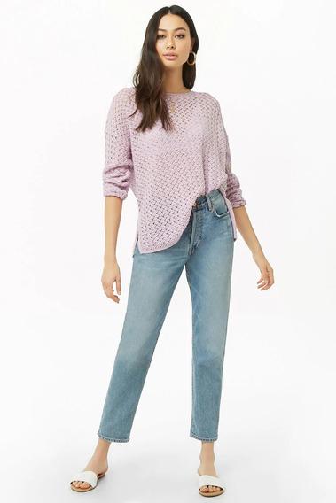 Sweater Forever 21 Mujer Liviano Mercado Importado
